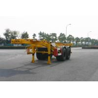 Wholesale 40ft 2 Axles Container Trailer Chassis from china suppliers