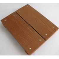Wholesale Antislip WPC Deck Flooring For Garden , Lawn , Balcony 140mm*25mm from china suppliers