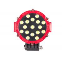 Wholesale Super Bright LED Truck Work Lights 51W / Off Road LED Work Light from china suppliers