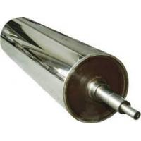 Wholesale Embossing PVC Mirror Roller For Sheet Machne , Calendeing Machine from china suppliers