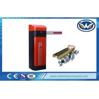 Wholesale Toll Station Intelligent automatic parking barriers High Speed security barrier gate from china suppliers