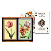 Wholesale Plastic Congress Marked Playing Cards Decks Invisible Ink Processed Playing Cards from china suppliers