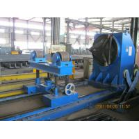 Wholesale 10T Tail Stocks Rotary Welding Positioners , Tig Welding Equipment from china suppliers