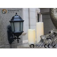 Wholesale Outdoor Led Pillar Candles With Remote , Pillar Led Candles Battery Operated from china suppliers