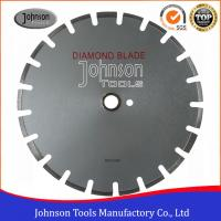 Wholesale 3.2mm Thickness Abrasive Circular Saw Blade For Cutting Asphalt from china suppliers