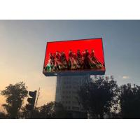 Wholesale Ocolour Front Accessed Outdoor LED Billboard , MBI5124 IP65 Led Display from china suppliers