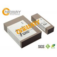 Wholesale Tea Printed Packaging Boxes Glossy Lamination / Luxury Packaging Boxes from china suppliers