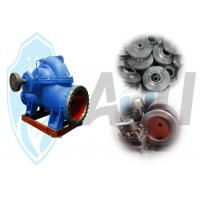 Wholesale Double Suction Volute Pump , Volute Casing Centrifugal Pump For Stagnant Water from china suppliers