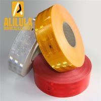 Wholesale High reflection 3m diamond grade safety conspicuity reflective tape for vehicle,truck and from china suppliers