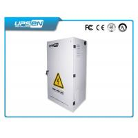 Wholesale Corrosion Resistant Telecom Power Supply Online UPS 6KVA / 4200W Outdoor UPS System from china suppliers