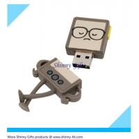 Wholesale Promo gifts robot usb flash drive from china suppliers