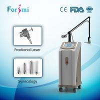 Wholesale Rectangle Circle Triangle Rhombus Ellipse Line Scan Shapes CO2 Fractional Laser Equipment from china suppliers