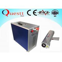 Wholesale 60W Hanheld Scanner Fiber Laser Rust Removal Machine for cleaning 1.5mJ enengry from china suppliers