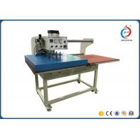 Wholesale Fully Automatic T Shirt Heat Transfer Machine with Pneumatic System from china suppliers