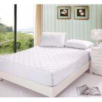 Wholesale Quilted Microfiber Filling Hypoallergenic Mattress Cover Waterproof for Bedding Set from china suppliers