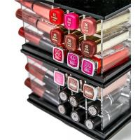 Wholesale acrylic cosmetic display lipstick stand holder from china suppliers
