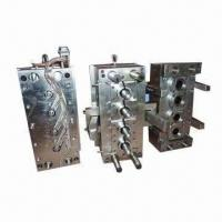 Buy cheap Plastic Preform Injection Mold with Cold/Hot Runner, 40,000,000pcs and Different Neck Sizes from wholesalers