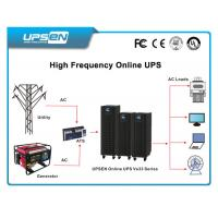 Wholesale Three Phase Uninterrupted Power Supply Wide Input Voltage For Railway Control Room from china suppliers