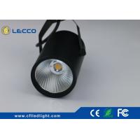 Wholesale Professional 30W Led Black Ceiling Track Lights For Jewelry Shop No Flicker from china suppliers