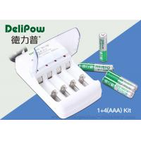 Wholesale 1000mAh Nimh 4 AAA Rechargeable Battery Kit For Electric Toys from china suppliers