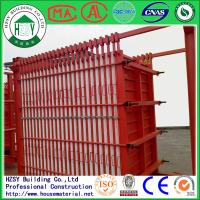 Buy cheap exterior eps sandwich panel production line , lightweight wall panel machine from wholesalers