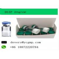 Buy cheap High Purity DSIP Neuropeptides Effective Analgesic powder To Stop Muscle Wasting from wholesalers
