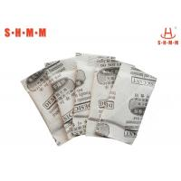 Professional Humidity Absorber Bags / Moisture Absorber Bags DMF Free , RoHS Certificate