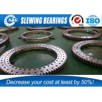 Wholesale Wind Power Parts Quenching Imo Slewing Bearing With Abrasion Resistance from china suppliers