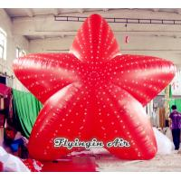 Wholesale Customized Inflatable Starfish with Blower for Party and Advertisement from china suppliers
