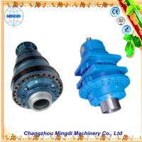 Wholesale 2.6~900 kNm Torque Planetary Gear Reducer 1500KW Motor Horizontal from china suppliers