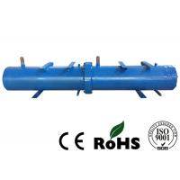 Wholesale R407c Refrigerant Titanium Shell And Tube Heat Exchanger Brine Water Tube Medium from china suppliers