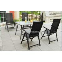 Wholesale 5 Piece Bar Table And Chairs / Outdoor Furniture Balcony Sets Modern Style from china suppliers