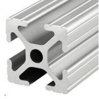 Wholesale T-slot  aluminum extrusion profiles Steel polished Suface Treatment from china suppliers