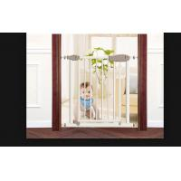 Wholesale Lightweight One Hand Remove Babies Safety Gates For Stairs , Easy To Install from china suppliers