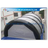 Wholesale 4 Doors Durable PVC Inflatable Work Tent Passage Airtight Tent for Sports Game from china suppliers
