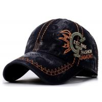 China Multi Color Embroidered Baseball Caps ADJUSTABLE Size Tight / Smonth Feeling for sale