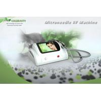Wholesale 5MHZ Face Wrinkle Removal Machine , Radio Frequency Beauty Machine For Stretch Marks from china suppliers