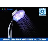 Wholesale Water Efficient Thunderhead Handheld Led Rain Shower Head With Good Pressure from china suppliers