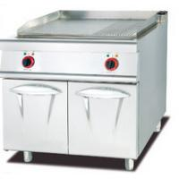 Wholesale Heavy Duty Commercial Electric Griddle Non-Stick Cooking Surface With Cabinet from china suppliers