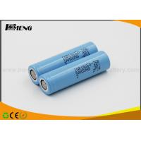 Wholesale high drain power 18650 lithium ion batteries samsung 18650 25r 2500mAh 3.6v rechargeable cell from china suppliers