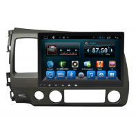Wholesale Android4.4  2006 HONDA Civic Navigation System / Car DVD GPS Navigation for Honda Civic 2006-2011 from china suppliers