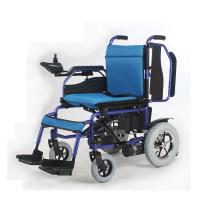 Wholesale 32Ah Battery Powered Wheelchair For Disabled , Outdoor / Indoor Electric Wheelchair from china suppliers