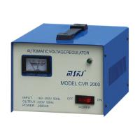 Wholesale Universal High Amp Voltage Regulator , CVR Automatic AC Home Voltage Stabilizer / Regulator from china suppliers