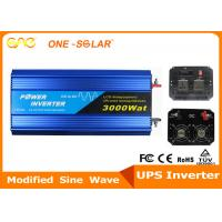 Wholesale Home Full Power Modified Sine Wave Inverter 300W - 3000W DC To AC With Charger from china suppliers