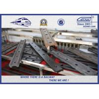 Wholesale High performance light fish plate rail joint bar  for rail track from china suppliers