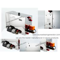 Wholesale Commercial spa Electric Steam Generator portable for steam rooms from china suppliers