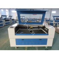 Wholesale 1200*900mm CE Approved Laser Cutting Engraving Machine with blade table from china suppliers