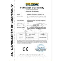 Guangzhou Hansel Electronic Technology Co., LTD Certifications
