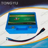 China Powered Wheelchairs Lithium Ion Rechargeable Batteries 24V 10AH For E - wheelchair on sale