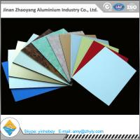 Wholesale AA3003 1.0mm 1.2mm 1.5mm Aluminium Alloy Sheet PE Pre Painted For Roofing Panel from china suppliers